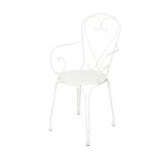 Ronneby karmstol utan dyna fyrkantig